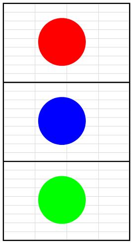 VBAで円の色を変える