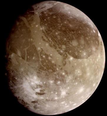 太陽系最大の衛星イオ