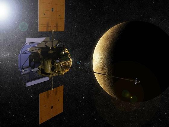 水星探査機メッセンジャー